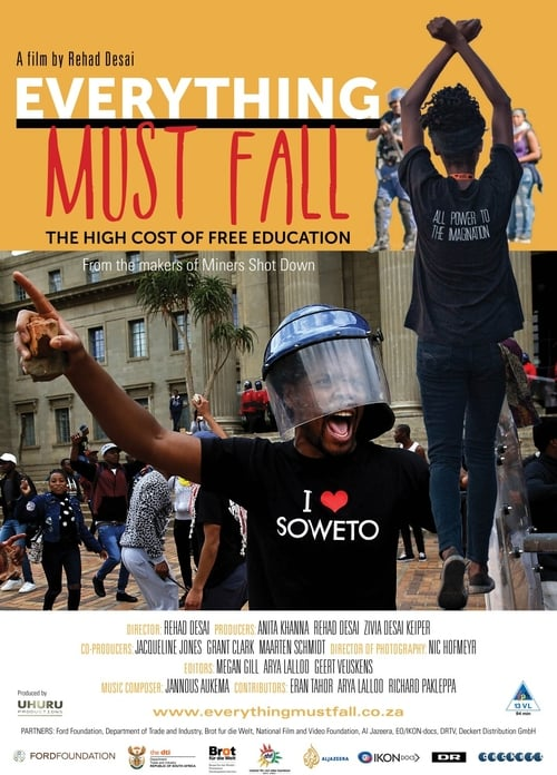 Everything Must Fall (2018)