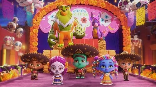 Super Monsters: Dia de los Monsters              2020 Full Movie