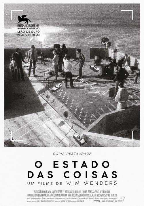 Filme Der Stand der Dinge Em Português