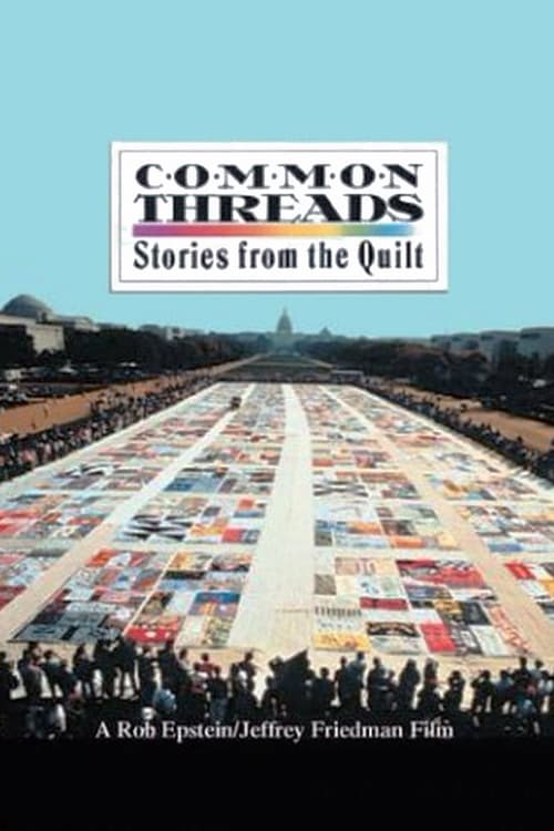 Película Common Threads: Stories from the Quilt Gratis