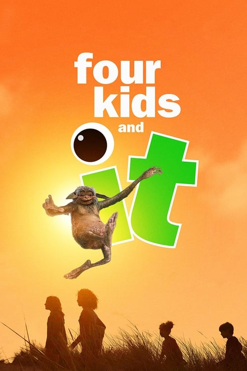 Imagen Four Kids and It