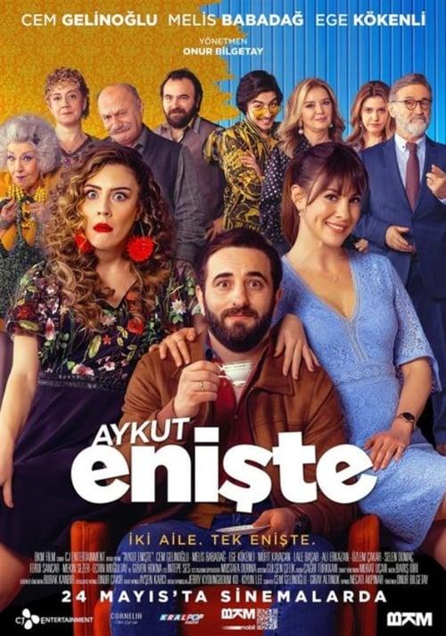 Streaming Aykut Enişte (2019) Full Movie