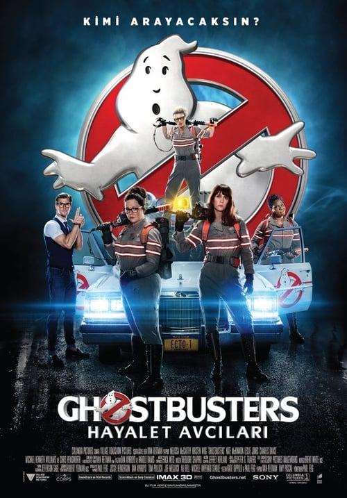 Ghostbusters ( Hayalet Avcıları 3 )