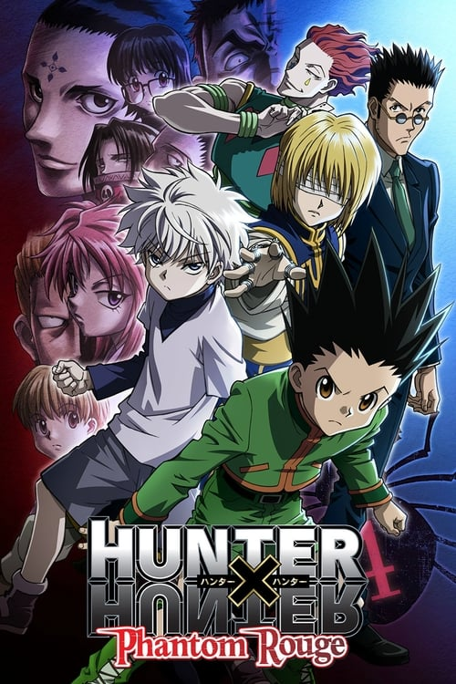 Assistir Hunter X Hunter: Fantasma Vermelho