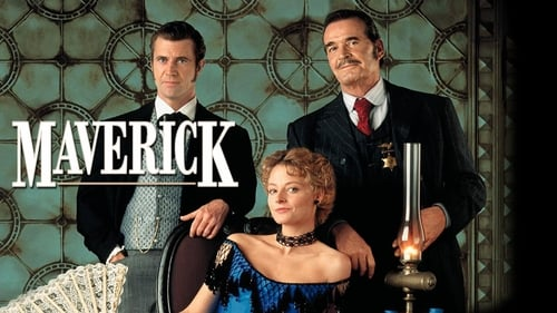 Maverick - In their hands, a deck of cards was the only thing more dangerous than a gun. - Azwaad Movie Database