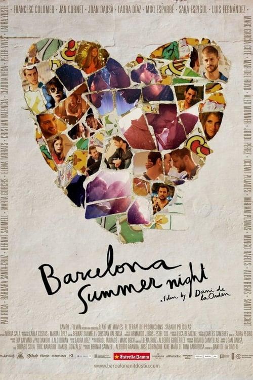 Barcelona Summer Night (2013) Poster