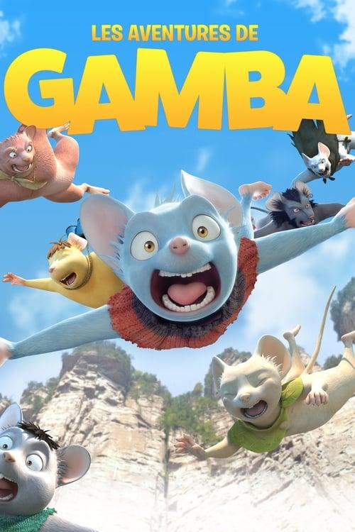 Voir Les aventures de Gamba (2015) streaming Netflix FR