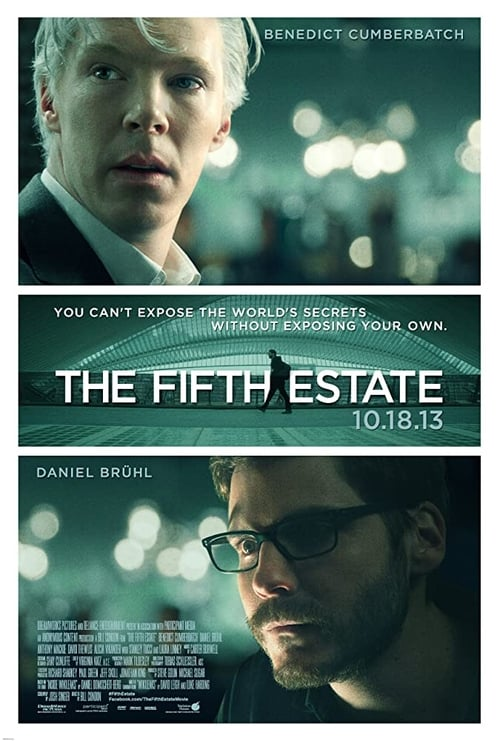 The Fifth Estate - Poster