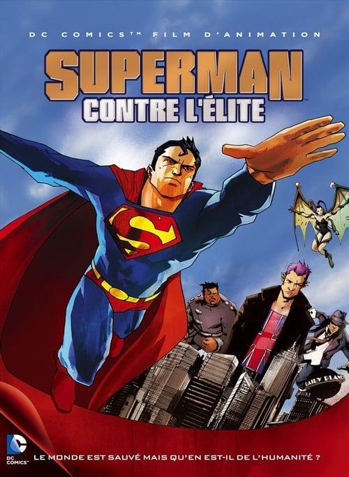 Regarder Superman contre l'Élite (2012) streaming vf hd