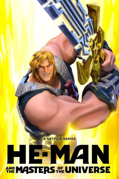 Descargar He-Man y los Masters del Universo en torrent