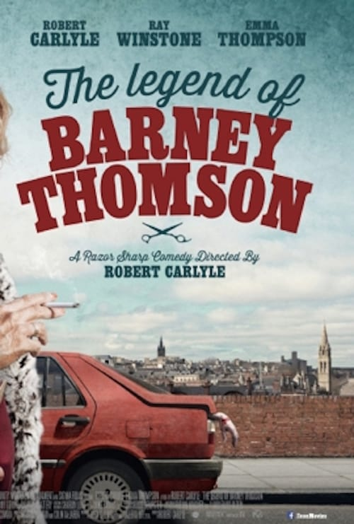 The Legend of Barney Thomson Online