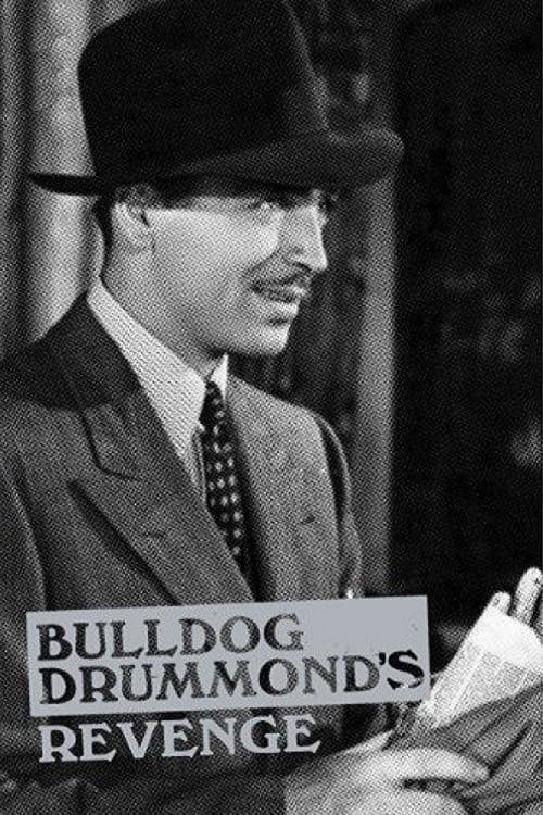 Largescale poster for Bulldog Drummond's Revenge