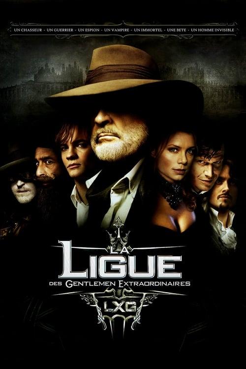 Voir La Ligue des Gentlemen Extraordinaires (2003) streaming Amazon Prime Video
