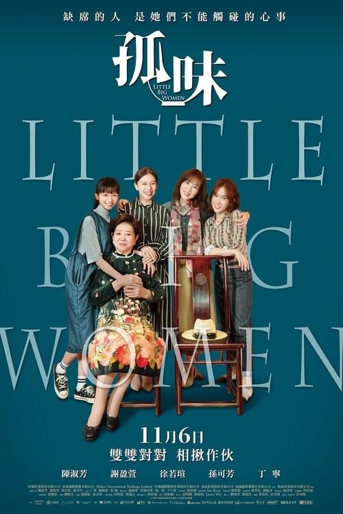 Watch Little Big Women Full Movie Stream Online Free