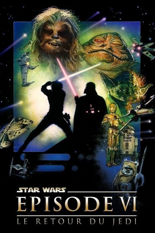 ★ Le Retour du Jedi (1983) streaming reddit VF