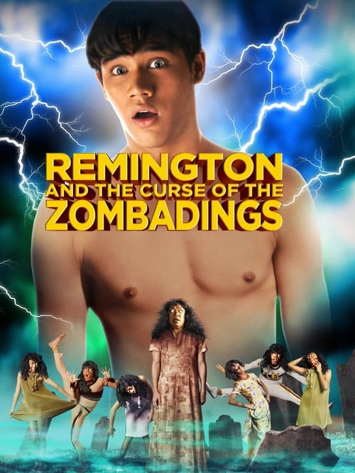Remington and the Curse of the Zombadings (2011) Poster