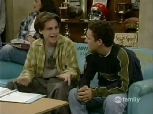 Boy Meets World: Season 5 – Episod Fraternity Row
