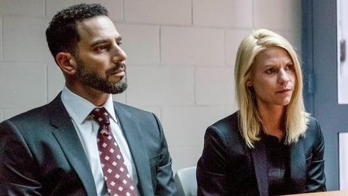 Homeland - Season 6 - Episode 1: Fair Game