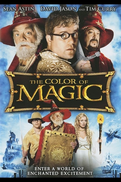 The Color of Magic (2009) — The Movie Database (TMDb)