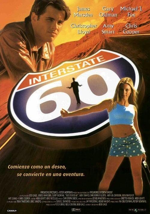 Película Interstate 60 En Buena Calidad Hd 1080p