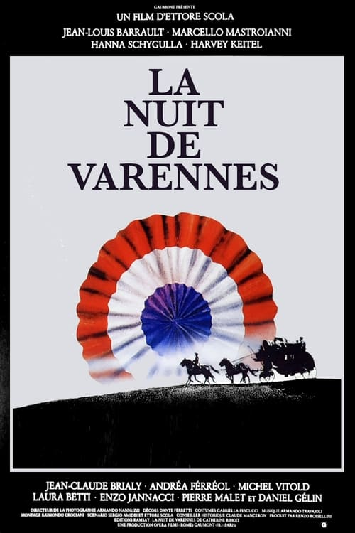 The Night of Varennes (1983)