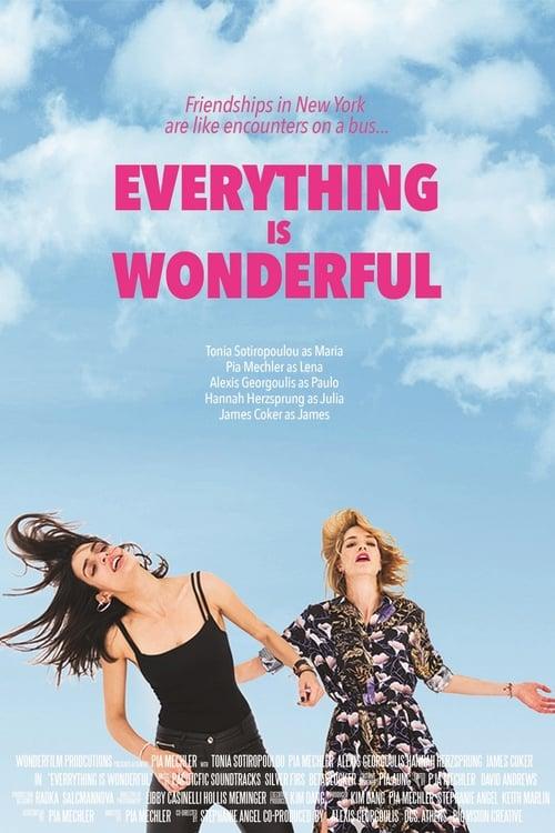 Película Everything is Wonderful En Español En Línea