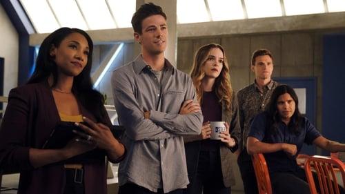 The Flash - Season 6 - Episode 1: Into The Void