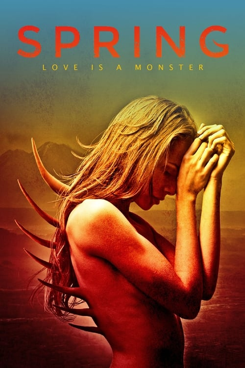 Spring - Love is a Monster - Poster