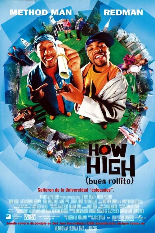 How High pelicula completa
