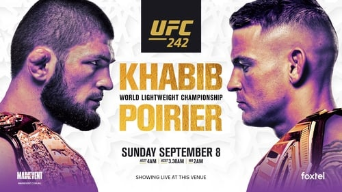Watch UFC 242: Khabib vs. Poirier, the full movie online for free