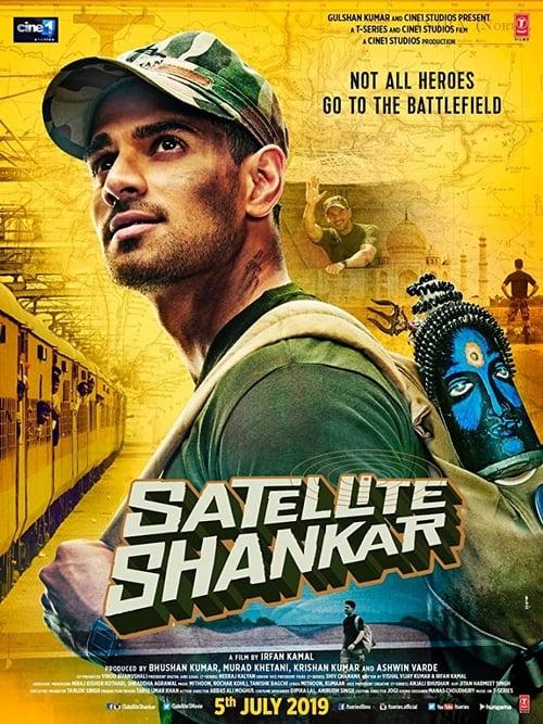 Satellite Shankar Afsomali