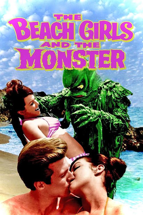 شاهد الفيلم The Beach Girls and the Monster مجاني تمامًا