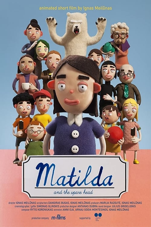 Matilda ir atsargin? galva