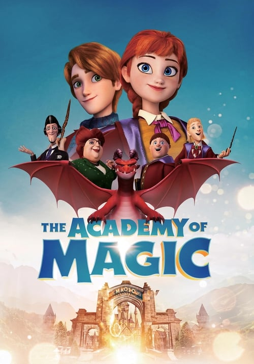 The Academy of Magic on lookmovie
