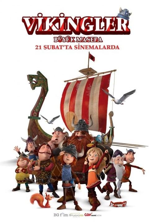 Vic the Viking and the Magic Sword ( Vikingler: Büyük Macera )