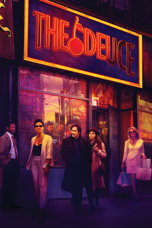 The poster of The Deuce