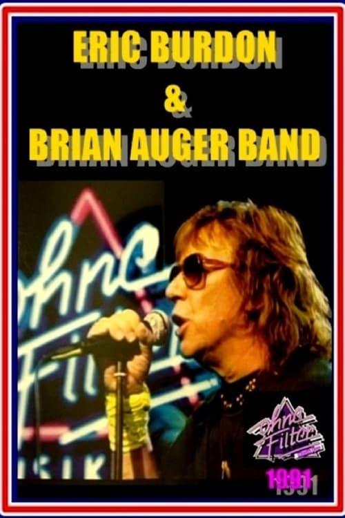 Ver pelicula Eric Burdon & Brian Auger Band - In Concert (1991) Online