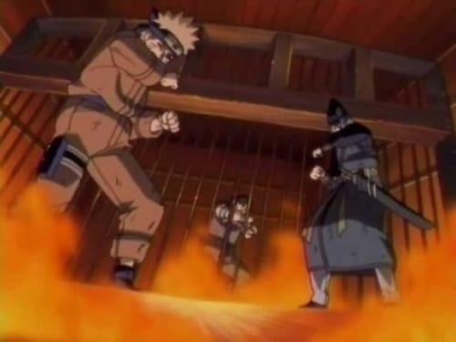 Naruto - Season 4 - Episode 212: To Each His Own Path