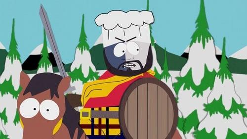 South Park - Season 1 - Episode 8: Starvin' Marvin