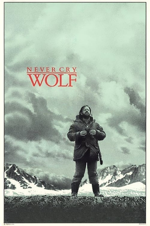 Largescale poster for Never Cry Wolf