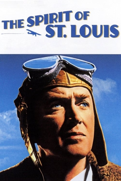 The Spirit of St. Louis Poster