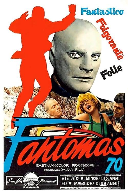 Fantomas 70 (1964)