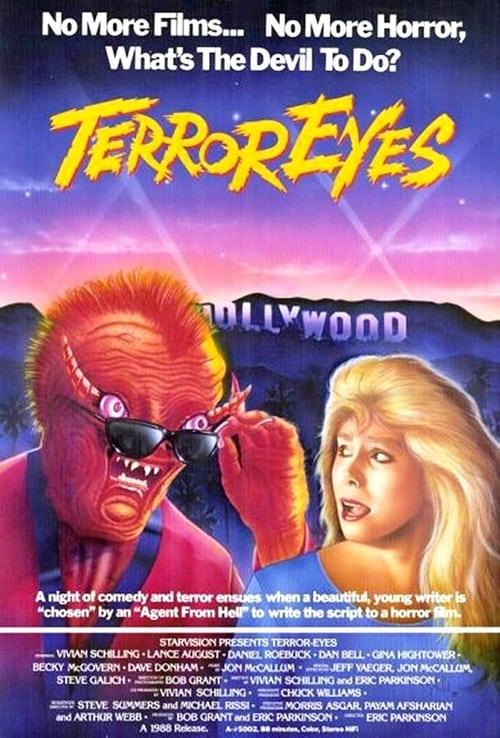 Mira La Película Terror Eyes En Buena Calidad Gratis