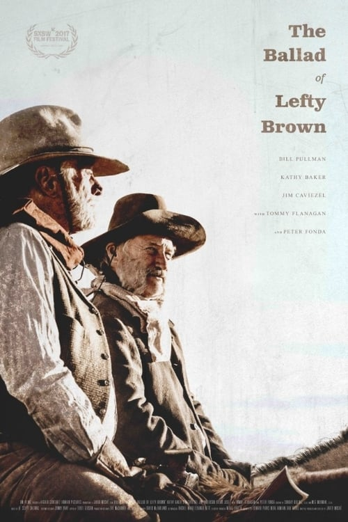 The Ballad of Lefty Brown Streaming VF