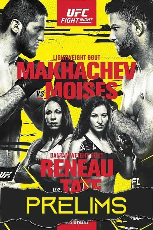 UFC on ESPN 26: Makhachev vs. Moises - Prelims Read more on the page