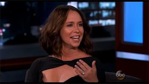 Jimmy Kimmel Live 2014 Streaming: Season 12 – Episode Jennifer Love Hewitt, Clark Gregg, Clean Bandit