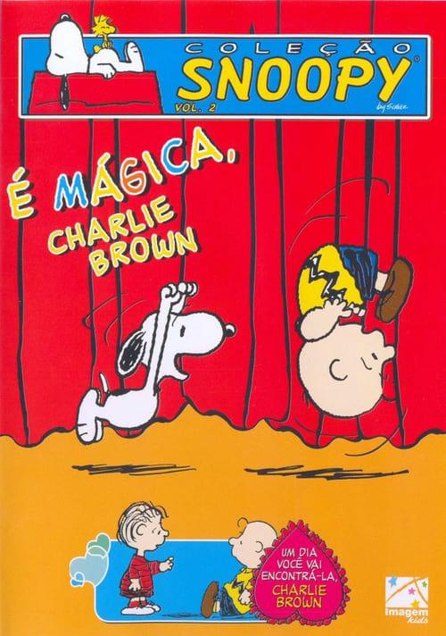 Filme É Mágica, Charlie Brown Em Boa Qualidade Hd