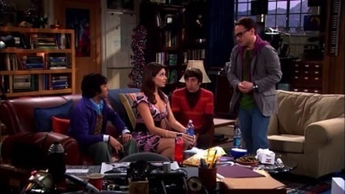 The Big Bang Theory - Season 1 - Episode 15: The Pork Chop Indeterminacy