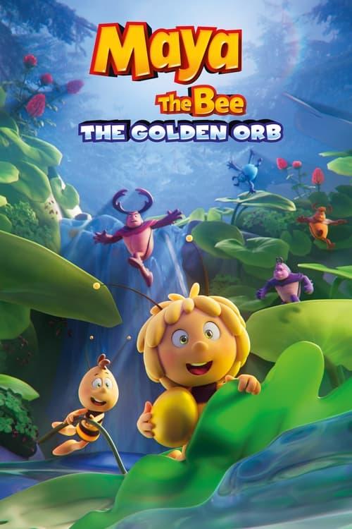 Maya the Bee: The Golden Orb
