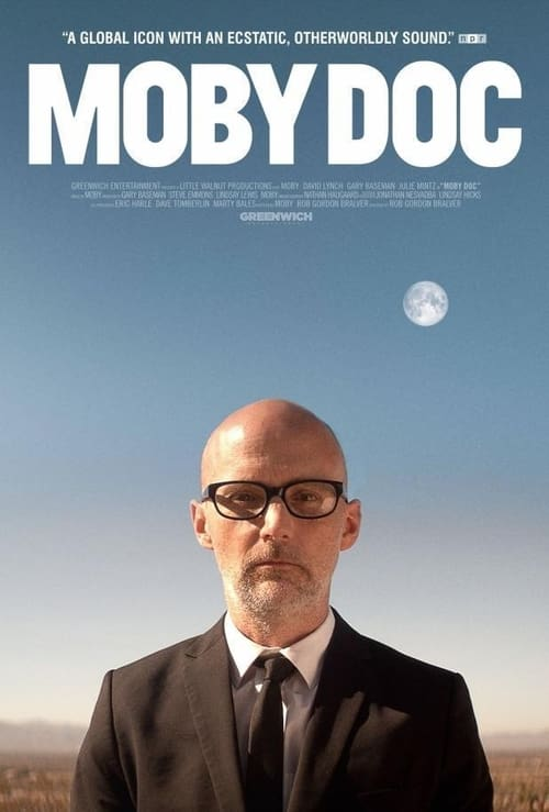 Moby Doc (2021) Poster